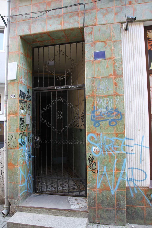 Galeria pogromcy bazgrołów